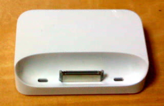 iPhone 3G Dock 写真1