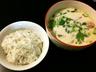 写真:トムカーガイ麺@サバイクラパオ